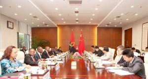 China Angola FOTO