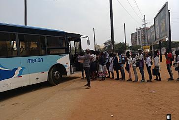 Escassez de transportes públicos: O sacrifício de quem pretende locomover-se em Luanda