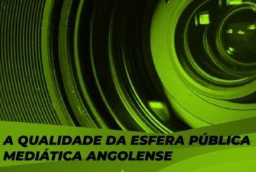 A qualidade da esfera pública mediática angolense