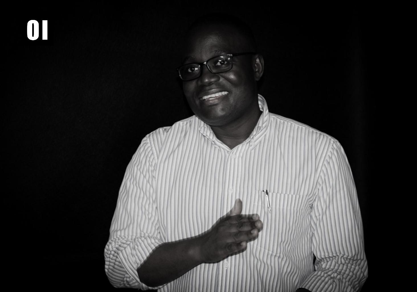 """Nelson Domingos: """"O racismo em Angola apresenta-se de forma velada"""""""