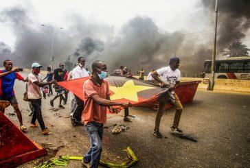 """Amnistia Internacional: """"Autoridades devem respeitar o direito de protestar"""""""