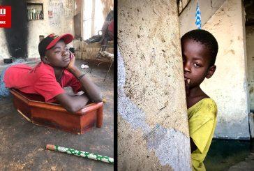 Miséria infantil em Malanje: Reflexo de um país